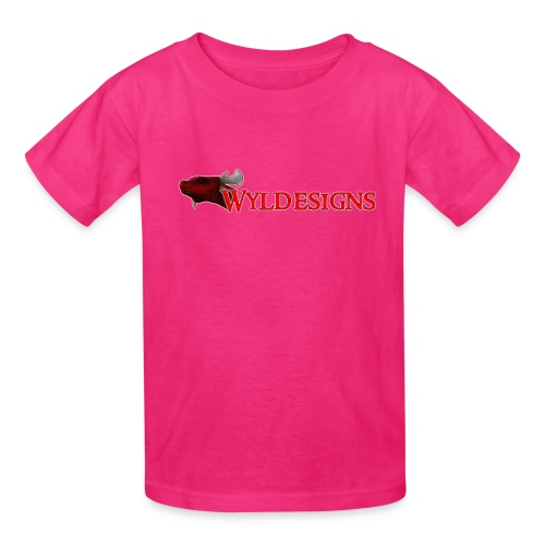 Wyldesigns Logo - Kids' T-Shirt
