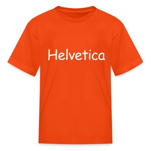 Design 4 - Kids' T-Shirt