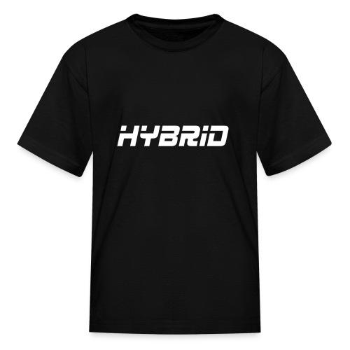 Hybrid Black Hoodie - Kids' T-Shirt