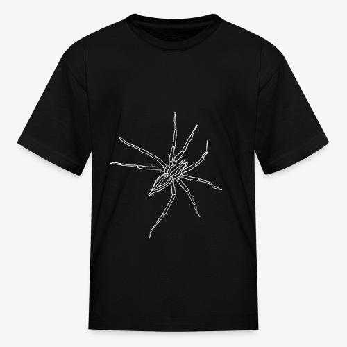 grass spider inv - Kids' T-Shirt
