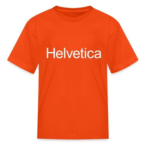 Design 2 - Kids' T-Shirt