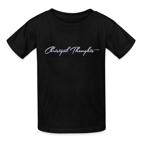 Christyal Thoughts C3N3T31 CP - Kids' T-Shirt