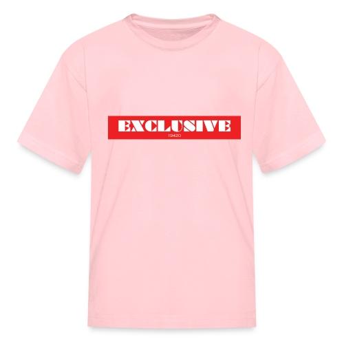 exclusive - Kids' T-Shirt