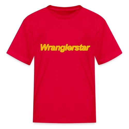 wrangler2 - Kids' T-Shirt