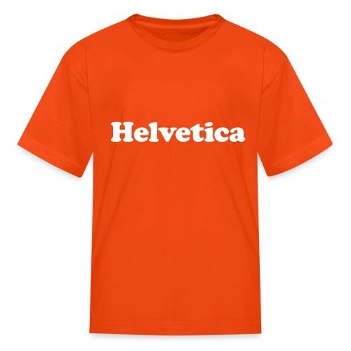 Design 3 - Kids' T-Shirt