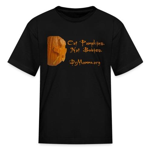 cutpumpk - Kids' T-Shirt