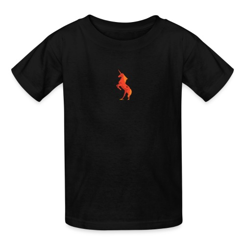 LambdaConf Red Unicorn - Kids' T-Shirt