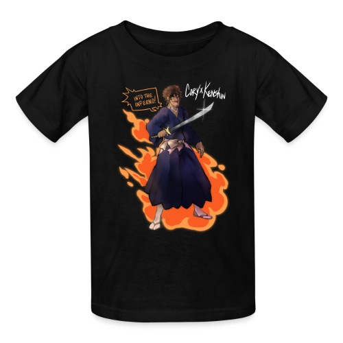 TO THE INFERNO! - Kids' T-Shirt