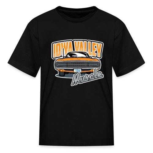IV Muscle D - Kids' T-Shirt