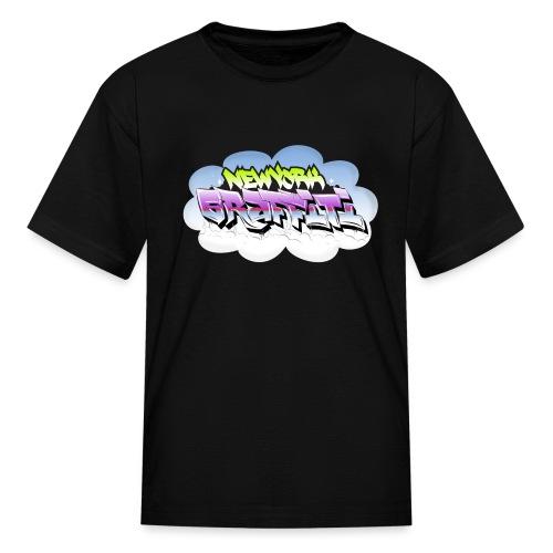 VERS - New York Graffiti Design - Kids' T-Shirt