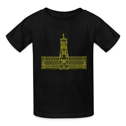 Red City Hall Berlin - Kids' T-Shirt