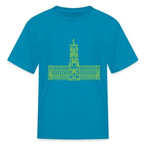 Red City Hall Berlin - Kids' T-Shirt