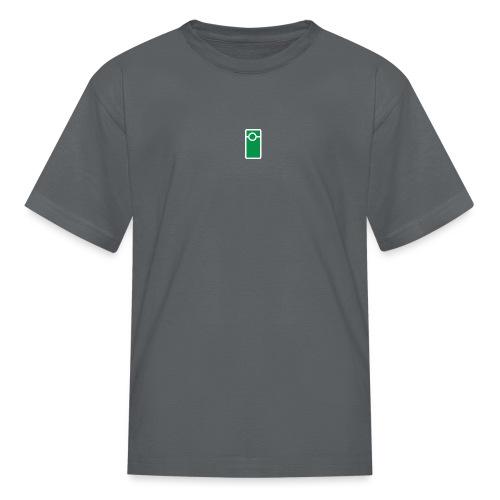 vlog_logo_2017_shirt - Kids' T-Shirt