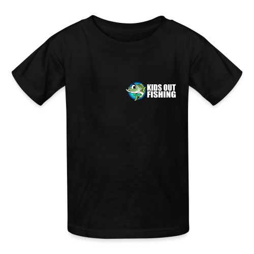 MoreTackleboxesLessXboxes - Kids' T-Shirt