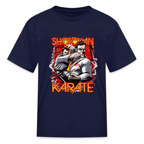 Shotokan Karate - Kids' T-Shirt