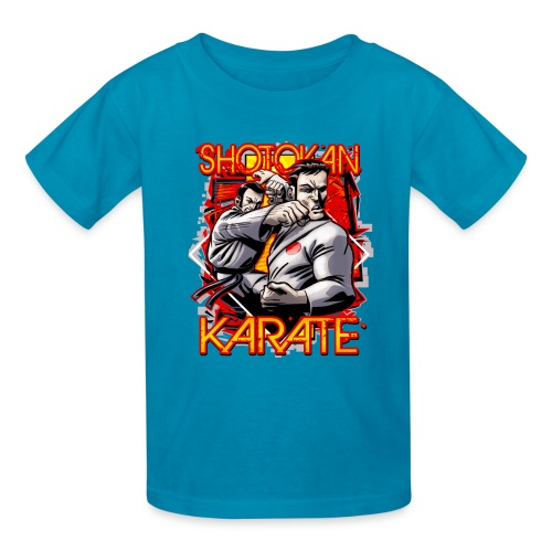 Shotokan Karate - Kids' T-Shirt