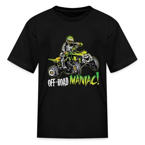 ATV Quad Off Road Maniac Light - Kids' T-Shirt