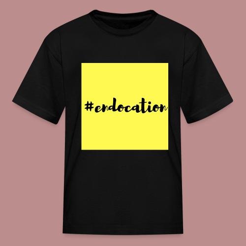 #endocation - Kids' T-Shirt