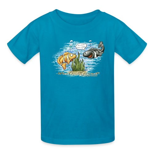 when clownfishes meet - Kids' T-Shirt