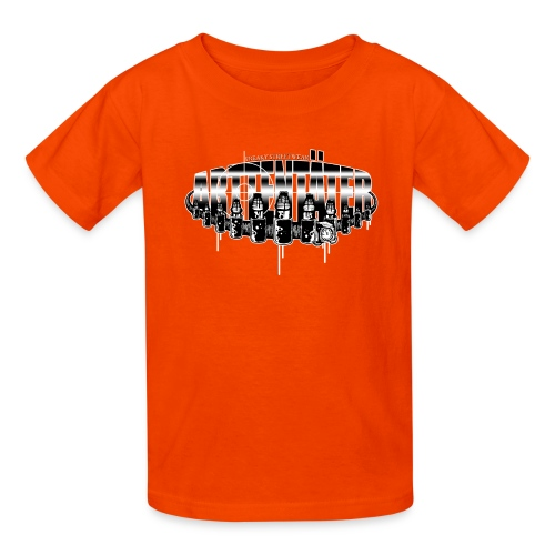 Arttentäter 5 - Kids' T-Shirt
