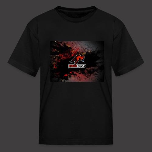 RedOpz Splatter - Kids' T-Shirt