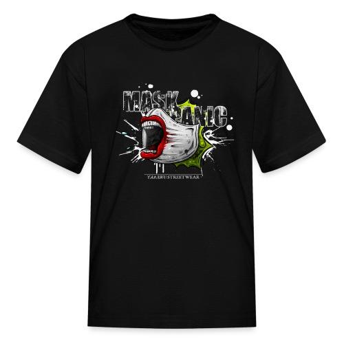 mask panic - Kids' T-Shirt