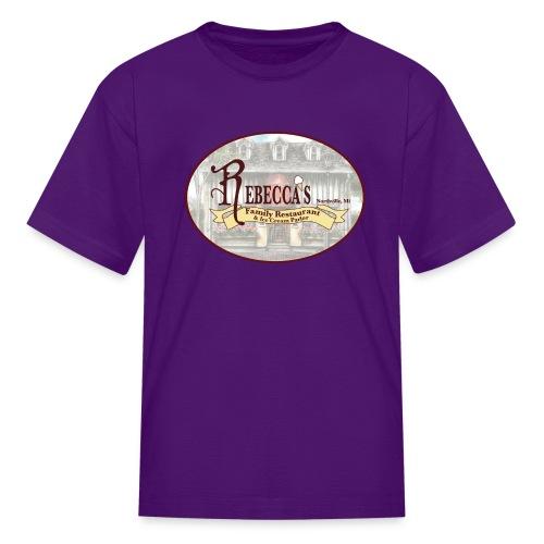 reb logo 2 - Kids' T-Shirt