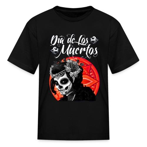 Dia de Los Muertos 01 - Kids' T-Shirt