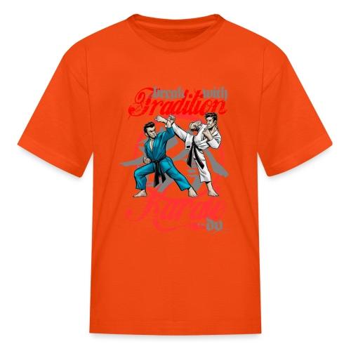 Karate-Do Break - Kids' T-Shirt