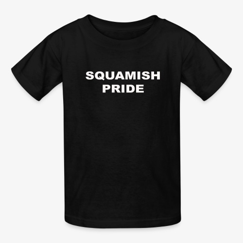 SQUAMISH PRIDE - Kids' T-Shirt