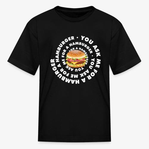 WHP Back Design 2 Kids' Shirts - Kids' T-Shirt