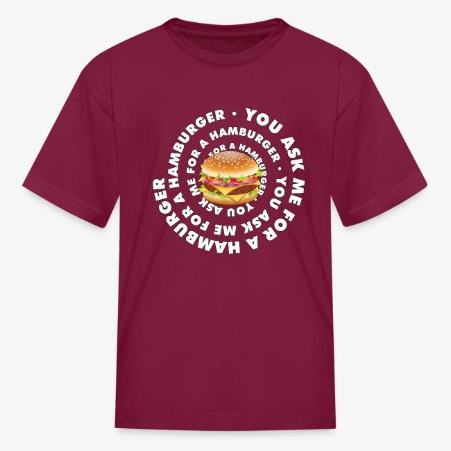 WHP Back Design 2 Kids' Shirts