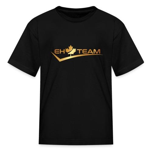 EhTeam Transparent Original Full - Kids' T-Shirt