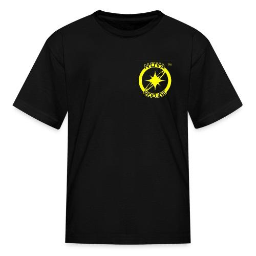 nr logo yello - Kids' T-Shirt