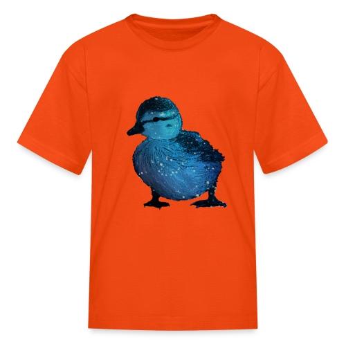 Galaxy Duckling - Kids' T-Shirt