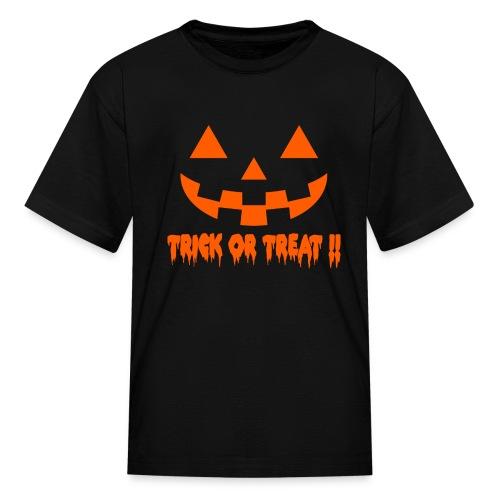Trick or treat - Kids' T-Shirt