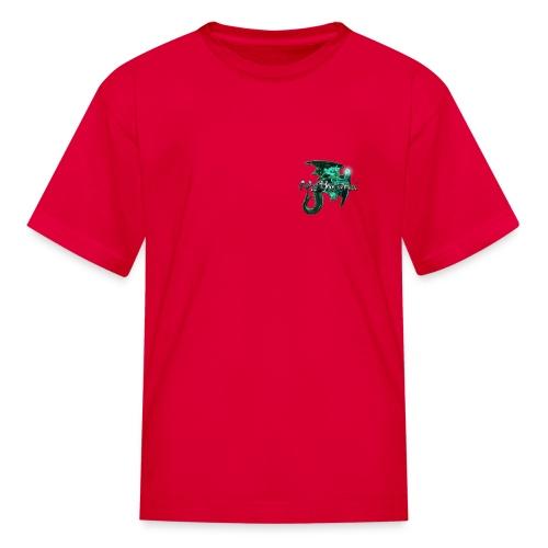 dragontshirtbrightersmaller - Kids' T-Shirt