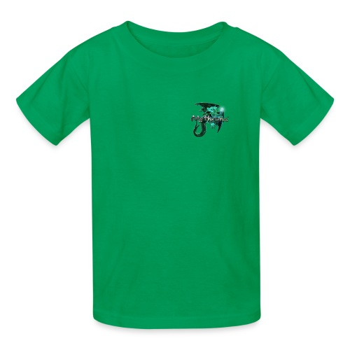 dragontshirtbrightersmaller - Kids' T-Shirt