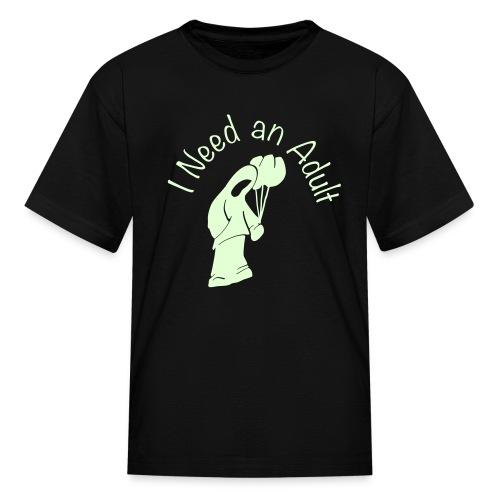 inaafaceless - Kids' T-Shirt
