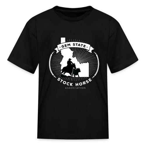 Sunburst Logo - Kids' T-Shirt