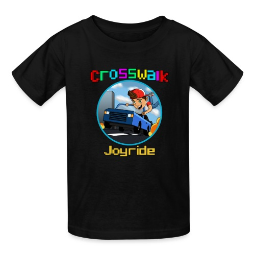 Crosswalk Joyride - Kids' T-Shirt