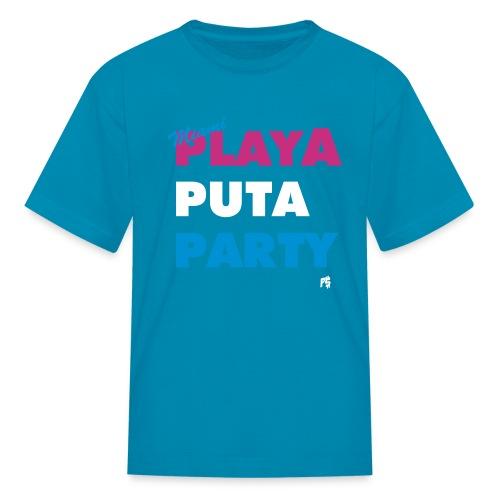 MIAMI MOTTO - Kids' T-Shirt