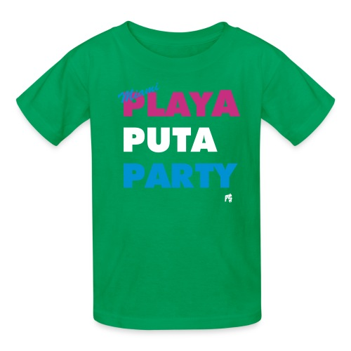 MIAMI MOTTO - Kids' T-Shirt