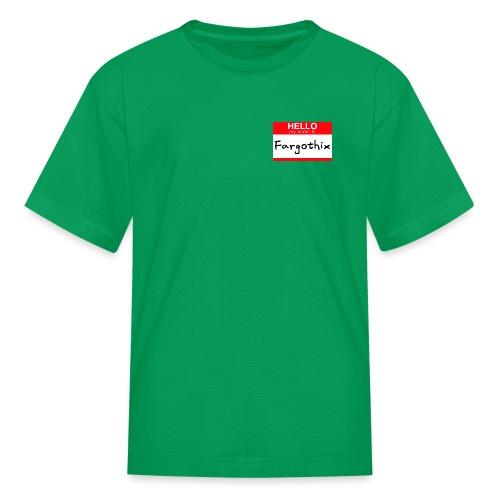 fargothix - Kids' T-Shirt
