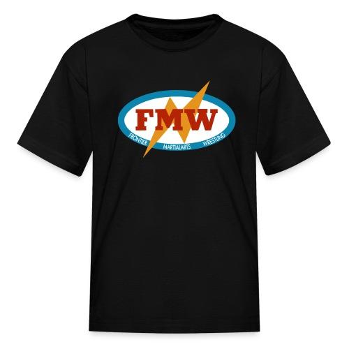 FMW for black - Kids' T-Shirt