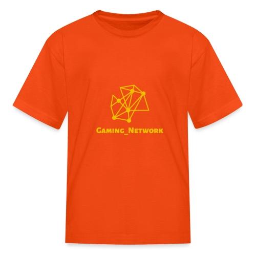 gaming network gold - Kids' T-Shirt