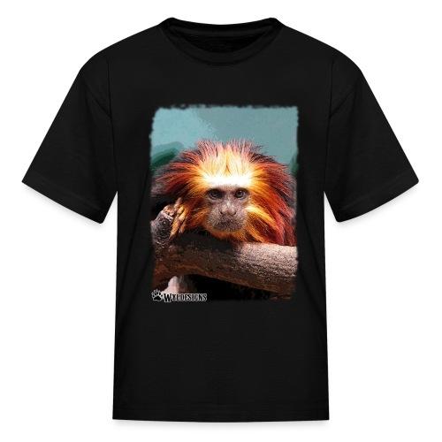 Monkey On Branch - Kids' T-Shirt
