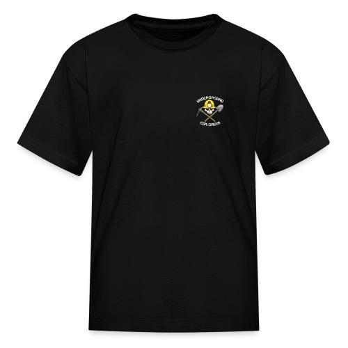 minerlogo1bblackfixed - Kids' T-Shirt