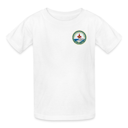 GHW BUSH CREST (XLH) - Kids' T-Shirt