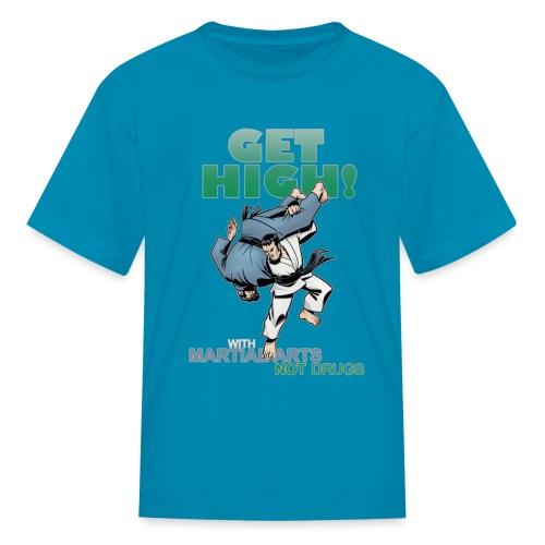 Get High - Kids' T-Shirt